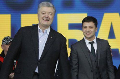 Зеленский не выполнил большинство обещаний, которые дал на стадионе во время дебатов с Порошенко