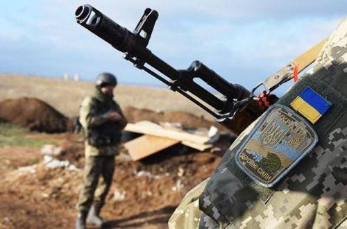 """ООС: Боевики 9 раз нарушали """"режим тишины"""""""