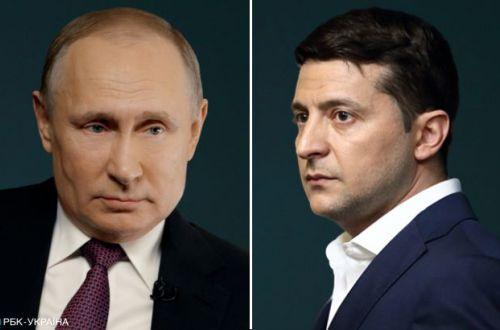 Кремль не ответил на предложение Зеленского провести встречу с Путиным на Донбассе