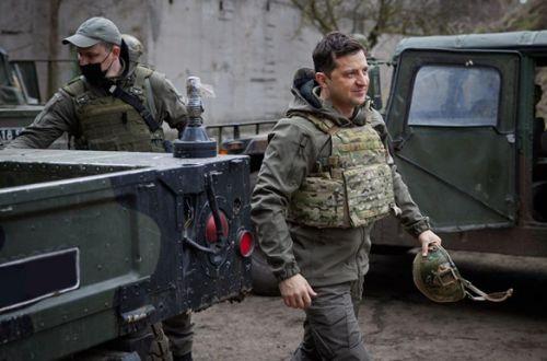 Зеленский прокомментировал отведение войск России