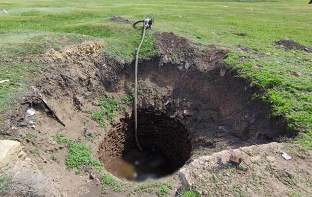 Трагедия на Одесщине: в заброшенном колодце утонули сразу четыре человека, ВИДЕО
