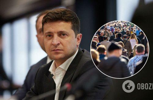 Зеленский предупредил украинцев о новой волне COVID-19 после Пасхи