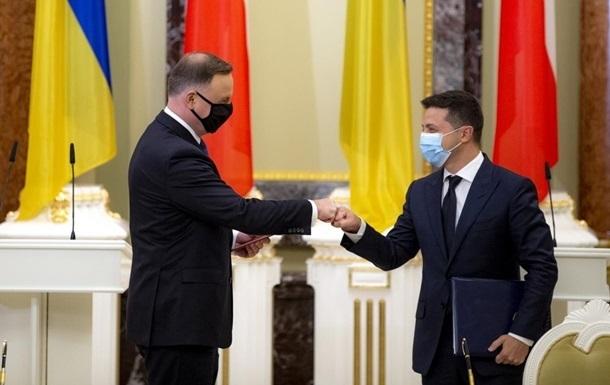 В Польше раскрыли детали визита Зеленского