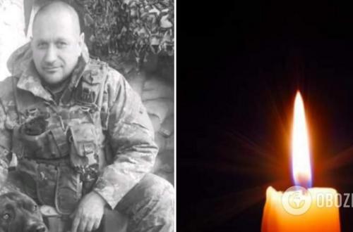 Стало известно имя Героя Украины, которого на Донбассе убил снайпер боевиков