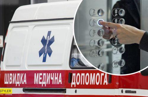 В Одесі обрушився ліфт у 10-типоверхівці: всередині було восьмеро людей  ВІДЕО