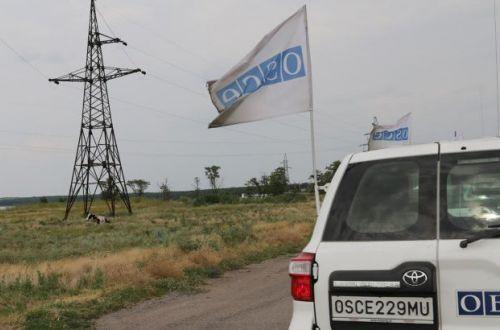 """ОБСЕ зафиксировала более 100 нарушений """"тишины"""" на Донбассе"""