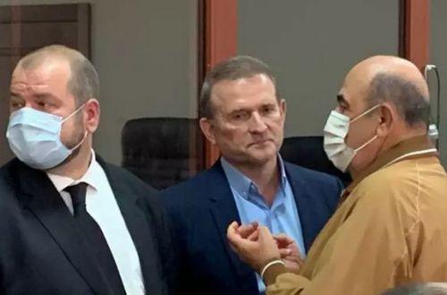 Медведчук прокомментировал решение о своем домашнем аресте
