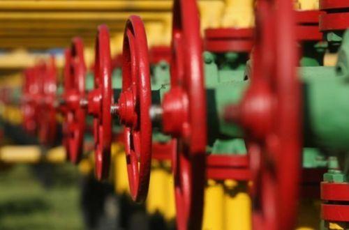 Транзит российского газа через Украину опять упал