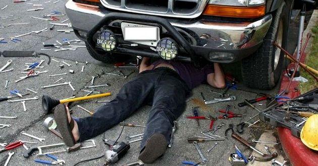 Во сколько обойдется в Украине ремонт авто из США: рассчет расходов