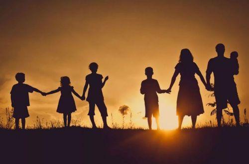 Многодетная семья: государство определило размер помощи
