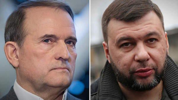 «Мне звонит Боря Кауфман, который сигаретами занимается. Из Одессы»: в сети появился новый разговор Медведчука с Пушилиным
