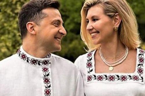 Вишиванка чи косоворотка: етнологи розібрали нетипове вбрання Зеленських