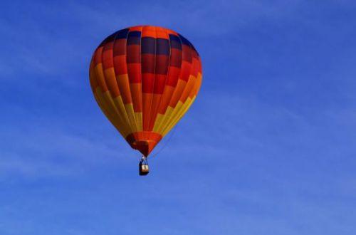 На Хмельнитчине рухнул воздушный шар с пассажирами: есть жертвы