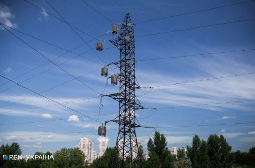 Украина запретила импорт электроэнергии из Беларуси и России до октября
