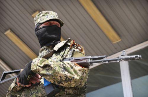 В штабе ООС объяснили причину провокации со стороны боевиков возле Золотого