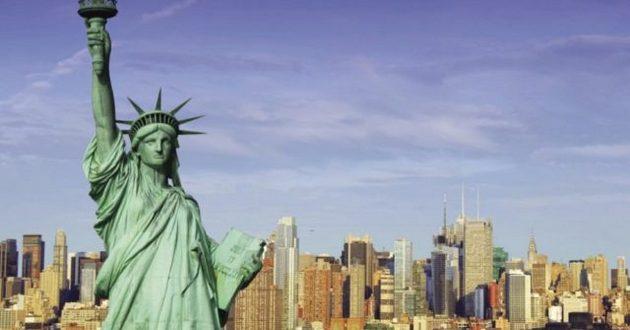 США получат от Франции новую статую Свободы