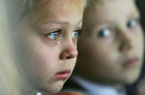 4 июня: Международный день невинных детей-жертв агрессии