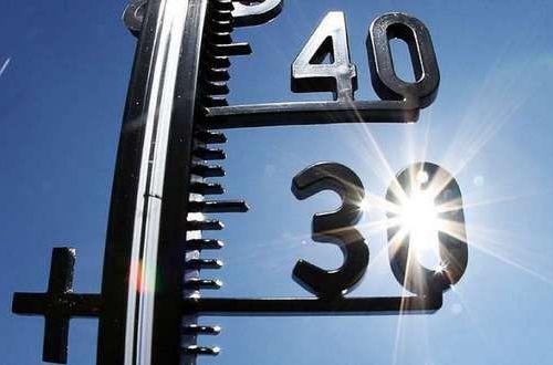 Кульбида предупредил об адской жаре до +40: прогноз для Украины на лето