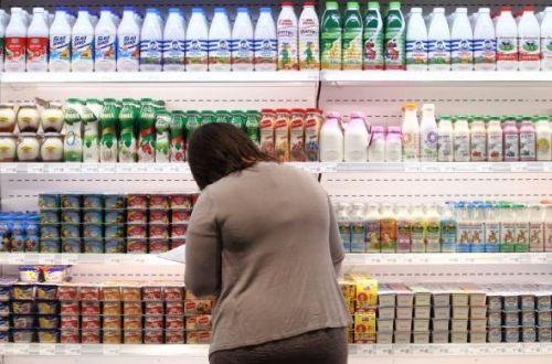 Украина останется без импортного молока и молокопродуктов