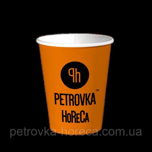 Несколько видов бумажных стаканчиков, которые вы можете выгодно купить в магазине «Petrovka HoReCa»