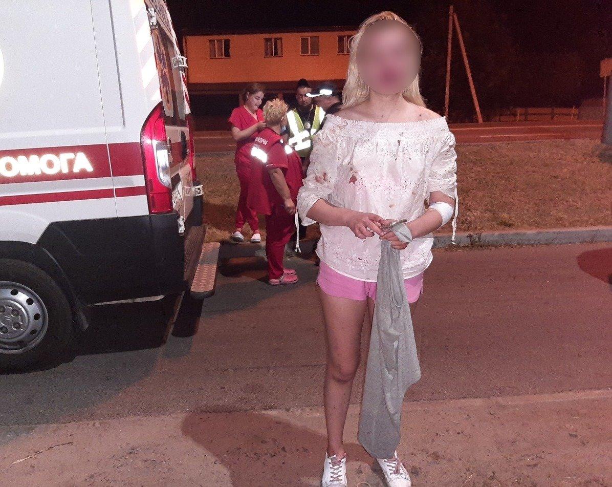 В Броварах мужчина несколько часов издевался над женщиной. ФОТО