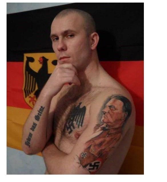 ЛДПР выставила на выборы кандидатом неонациста Антона Раевского