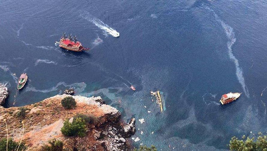 Оккупационная полиция завела дело из-за инцидента на море в Крыму. ФОТО