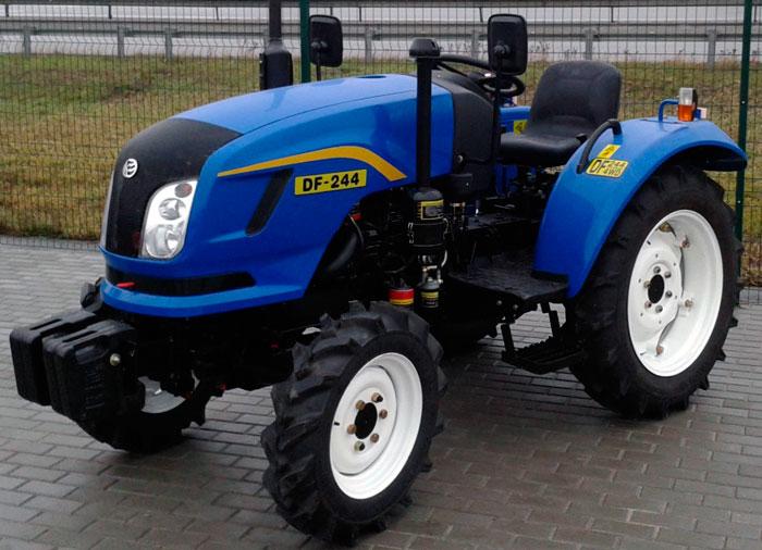 Лучший трактор для фермерского хозяйства