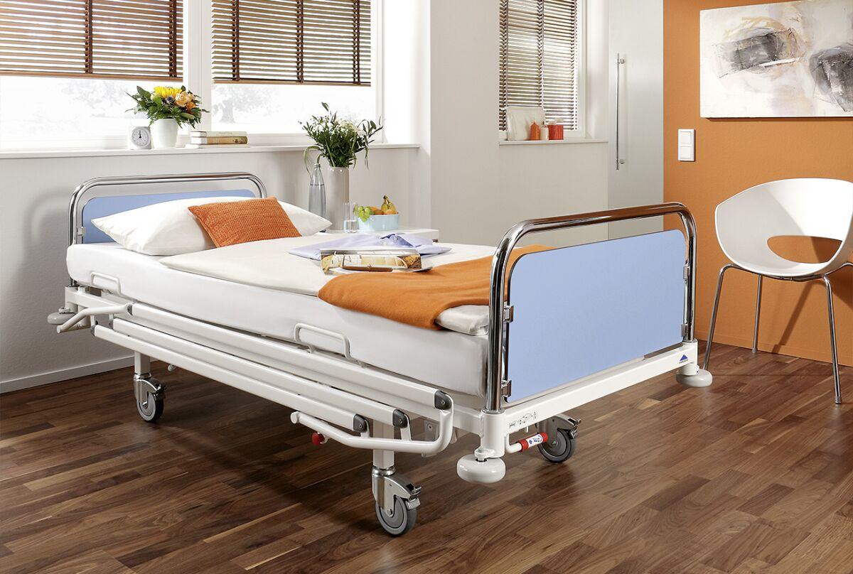 Виды медицинских кроватей и их назначение