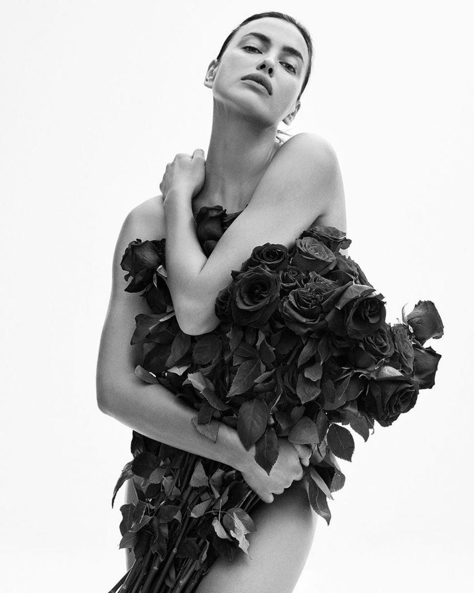 Ирина Шейк снялась в откровенной фотосессии